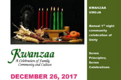 kwanzaa first night